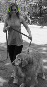 Fri post_Cynthia with dog