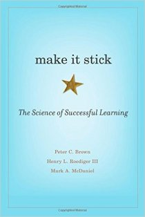 Make it stick_Book cover