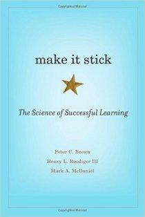 Make it stick_Book cover