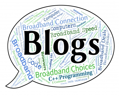 Blog Bubble